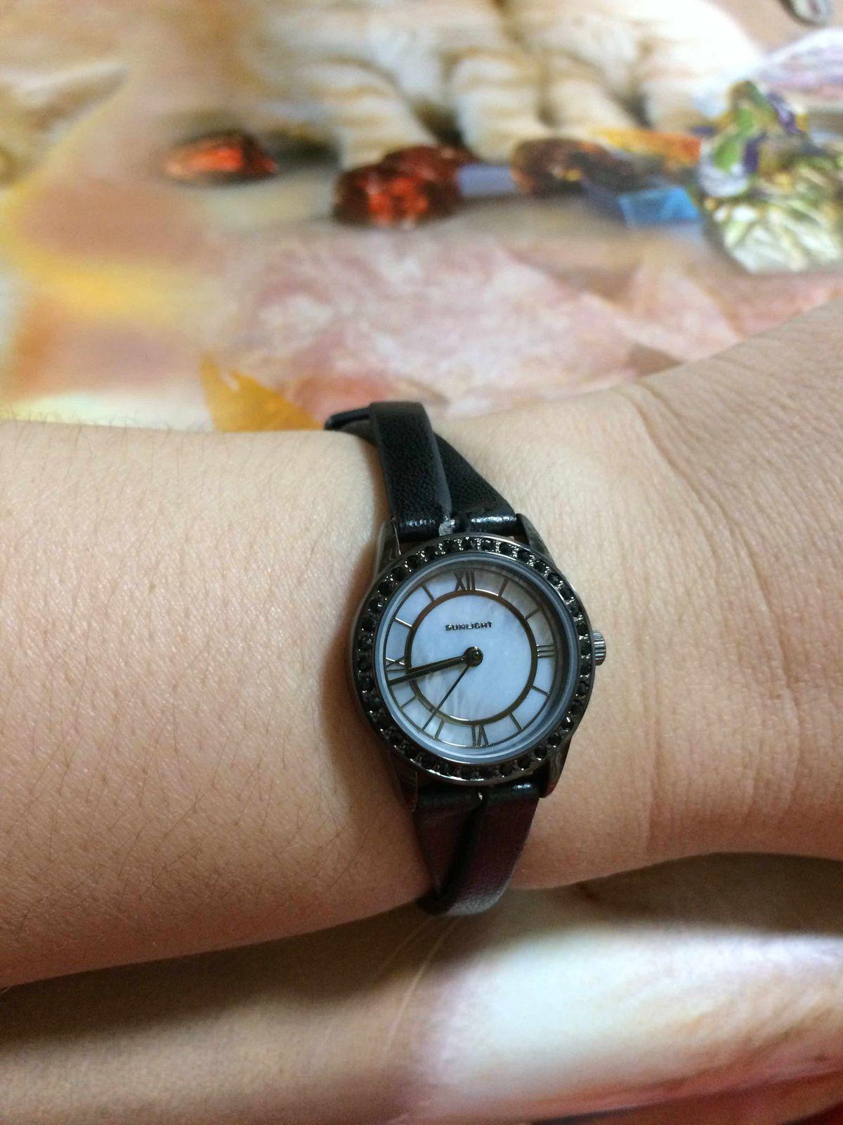 Часы с красивым циферблатом