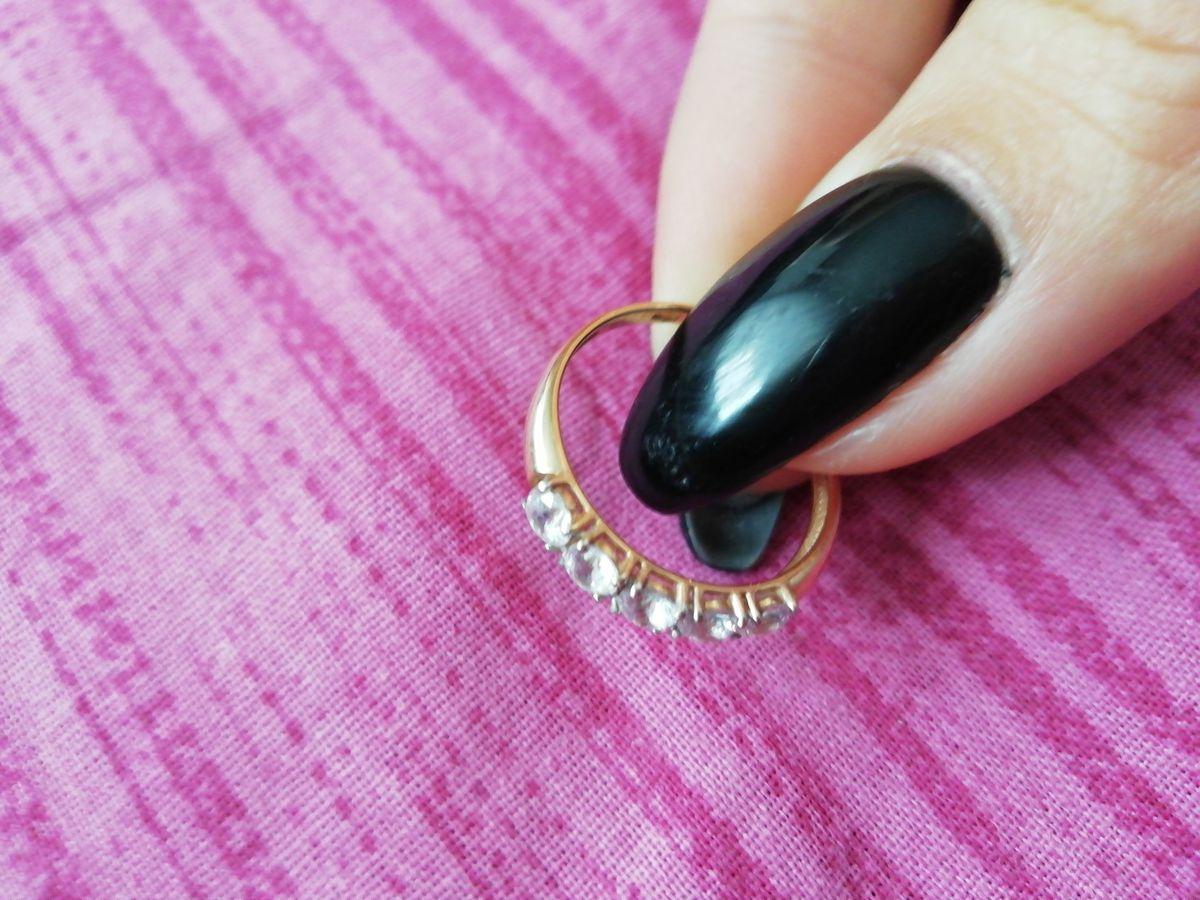 Злотое кольцо sokolov