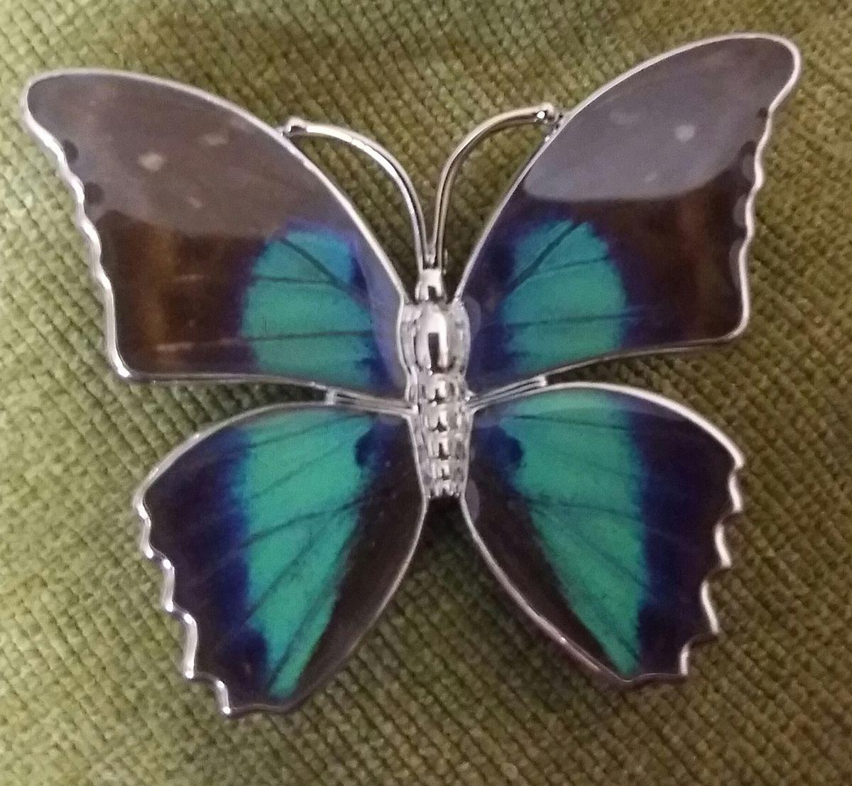 Как живая бабочка.......