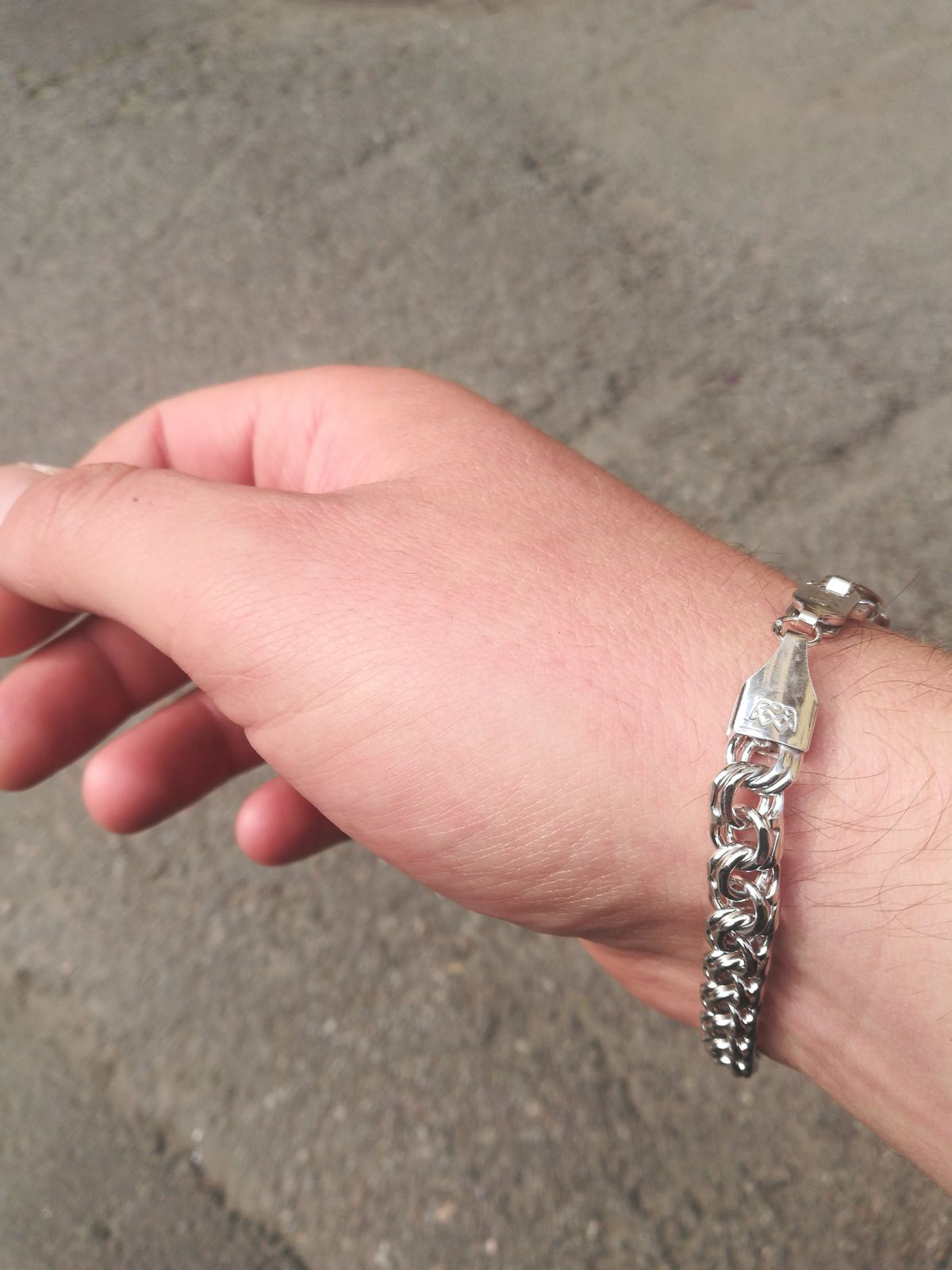 Мужской браслет!!!