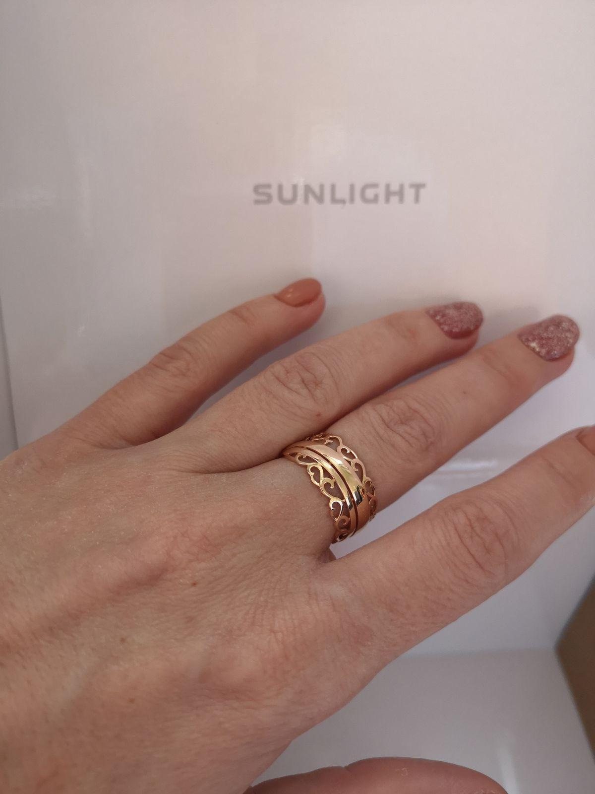 Золотое кольцо без излишеств