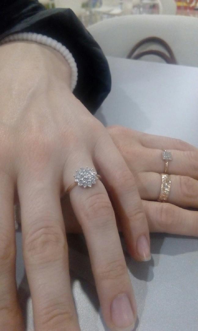 Волшебное кольцо!!!