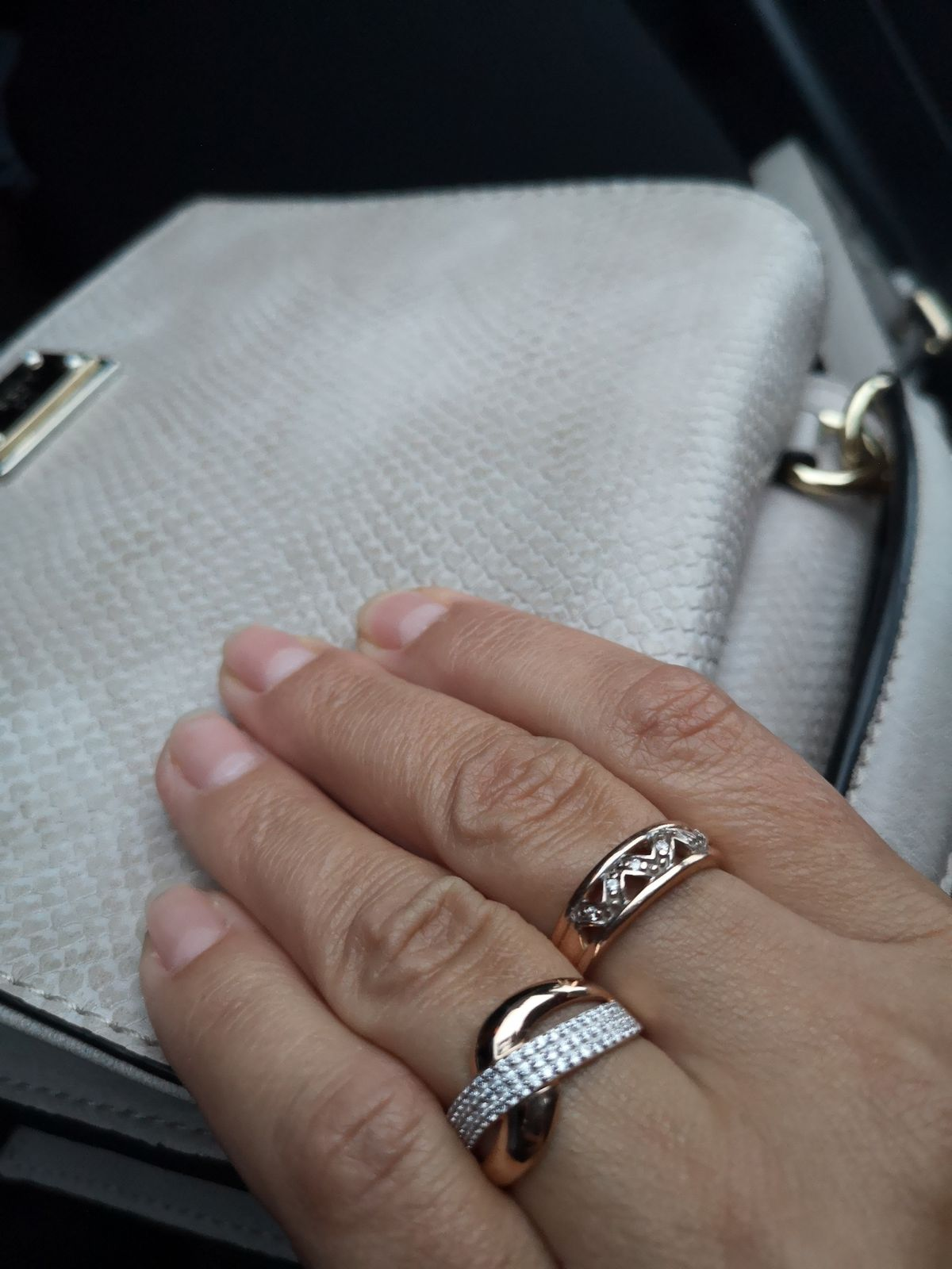Не реально красивое кольцо