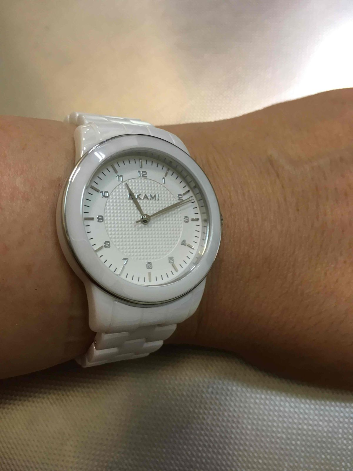 Супер часы, керамика!!