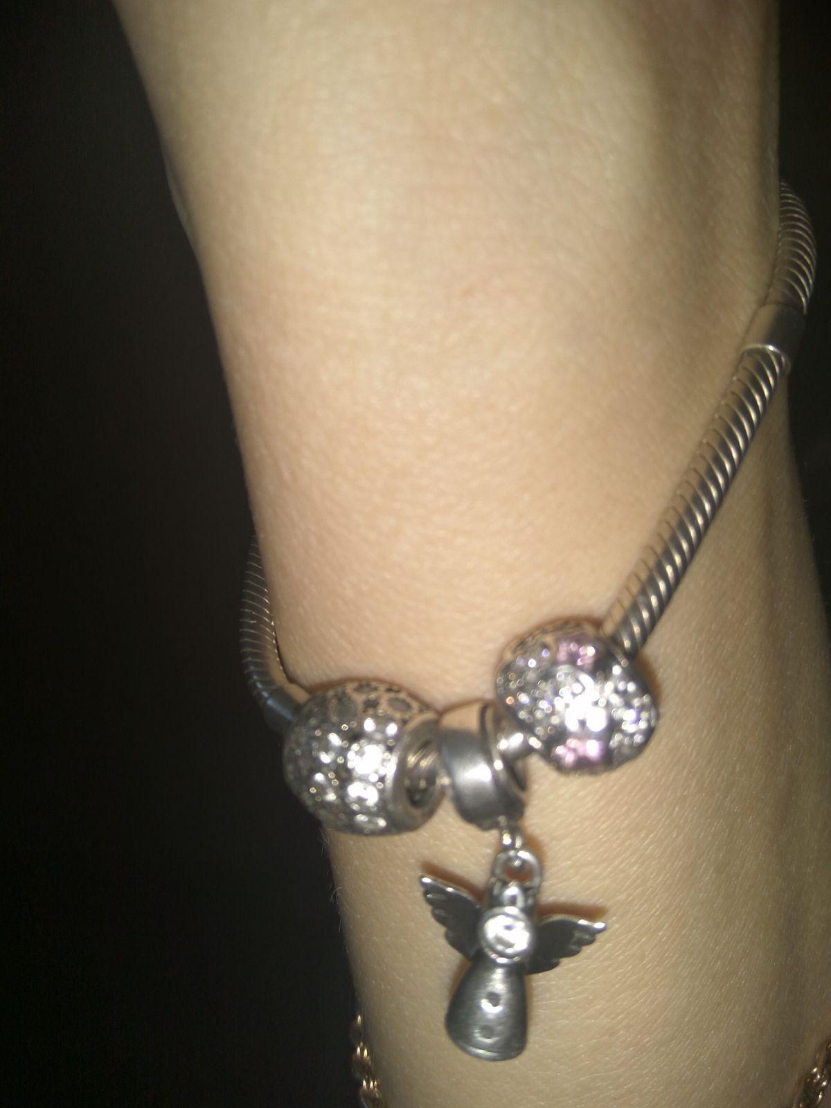 Бриллиантовый шармик