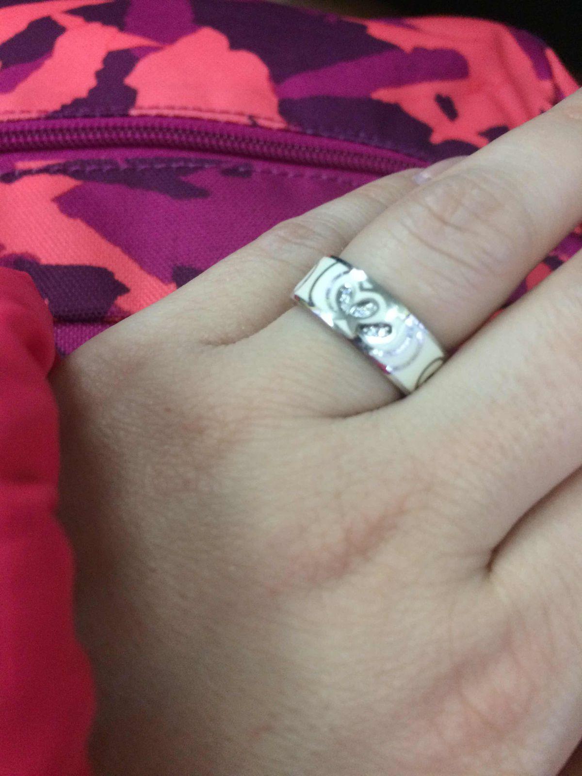 Кольцо которое хочется одевать!