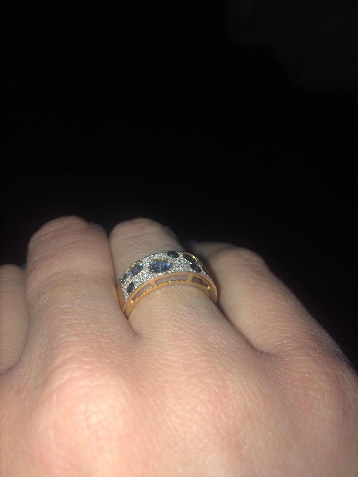 Необычное кольцо