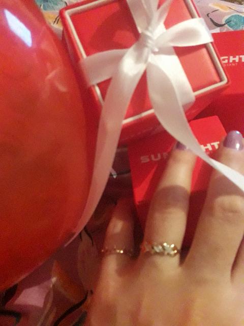 Моя кольцо прелесть