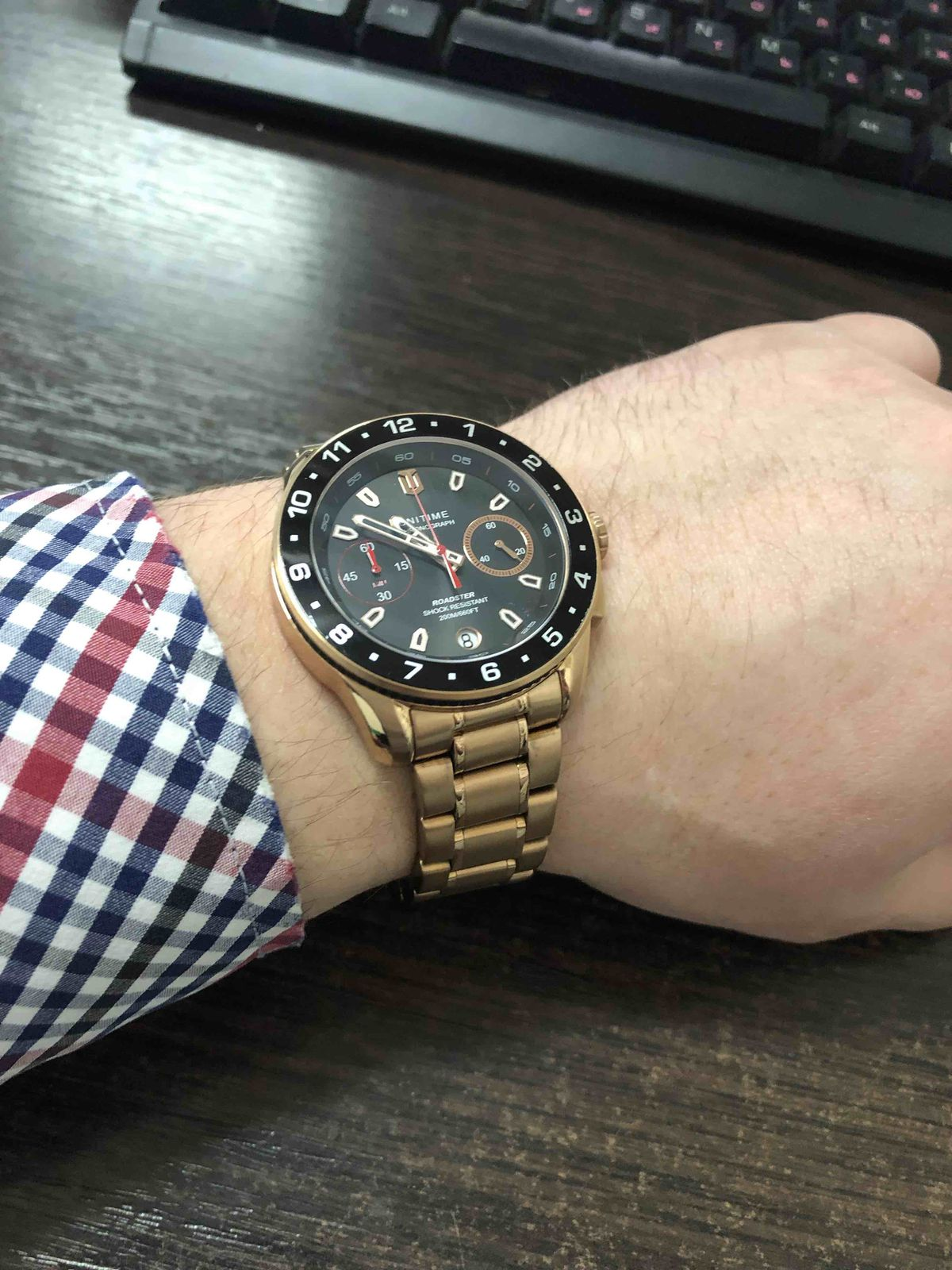 Часы Unitime