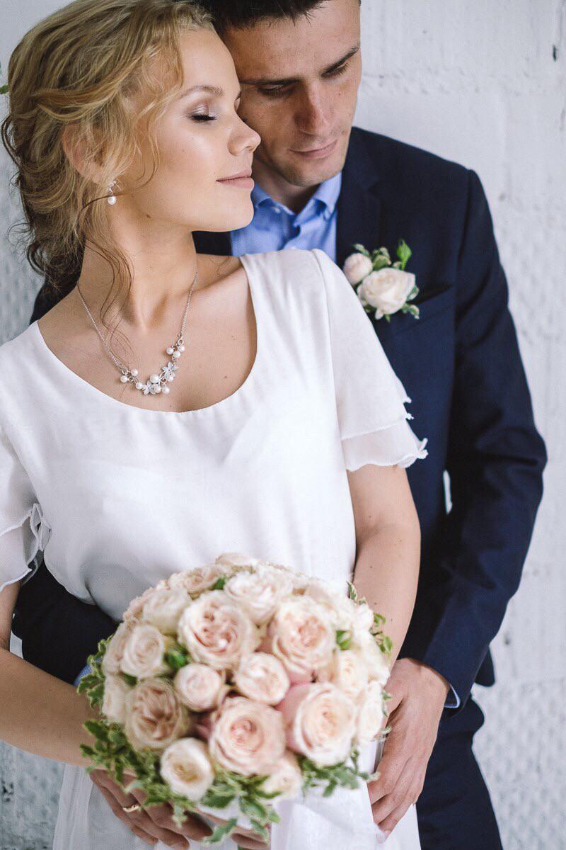 Мое свадебное украшение