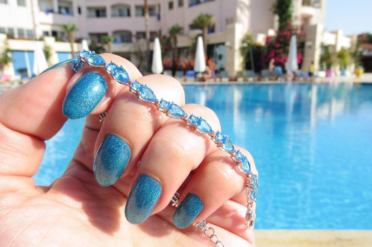 Отпускной браслет