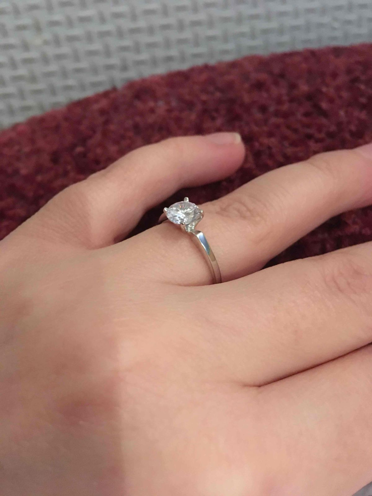 Серебряное кольцо с феанитом.