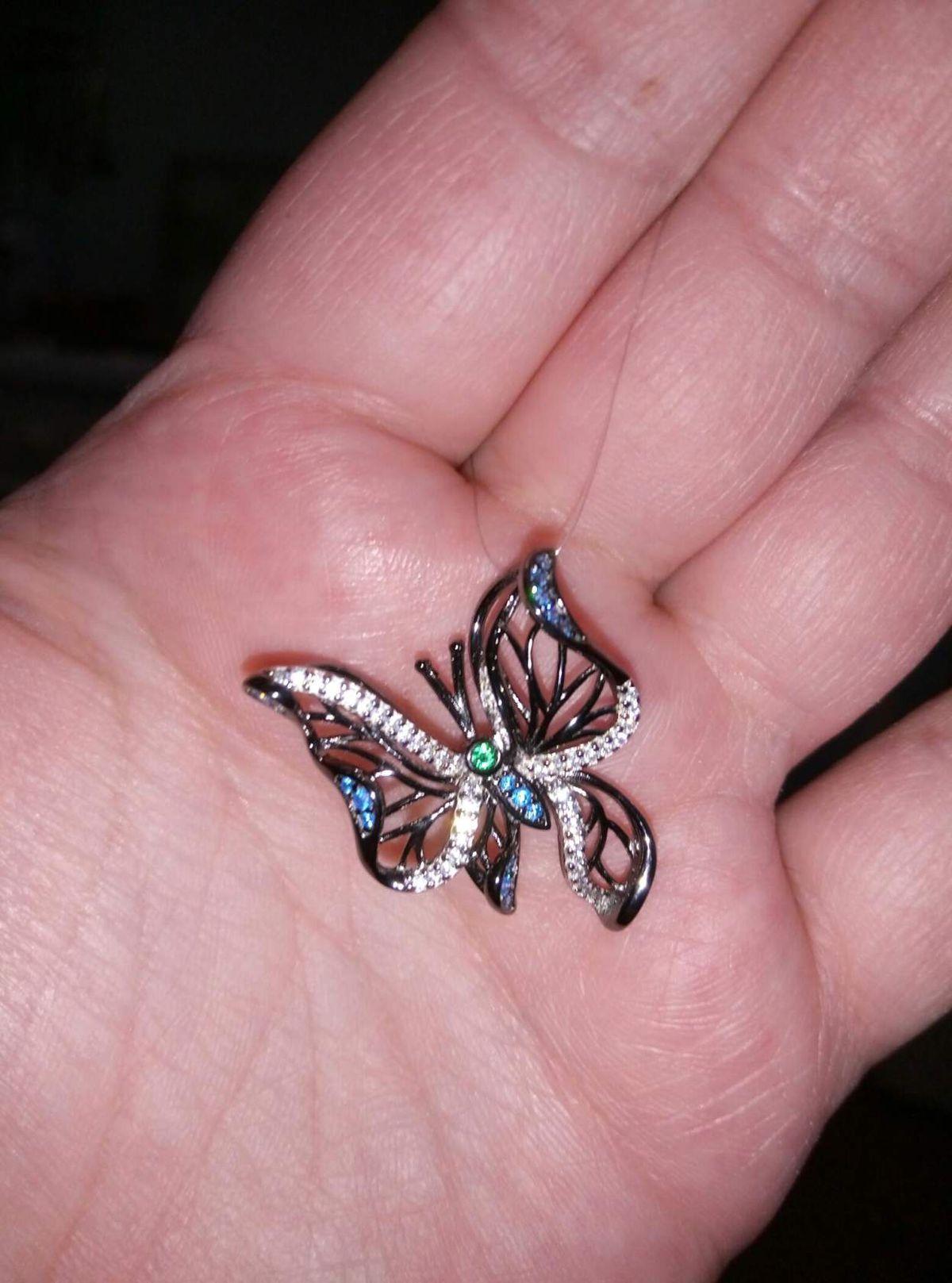 Подвеска - бабочка!!!