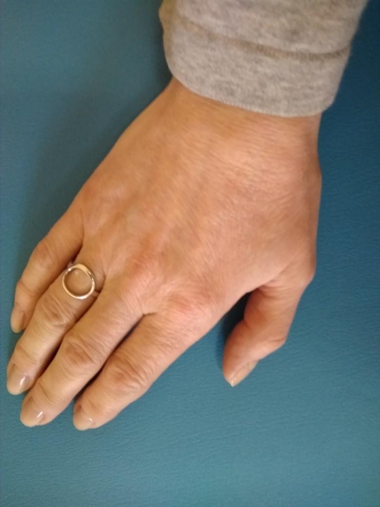 Люблю кольца без вставок