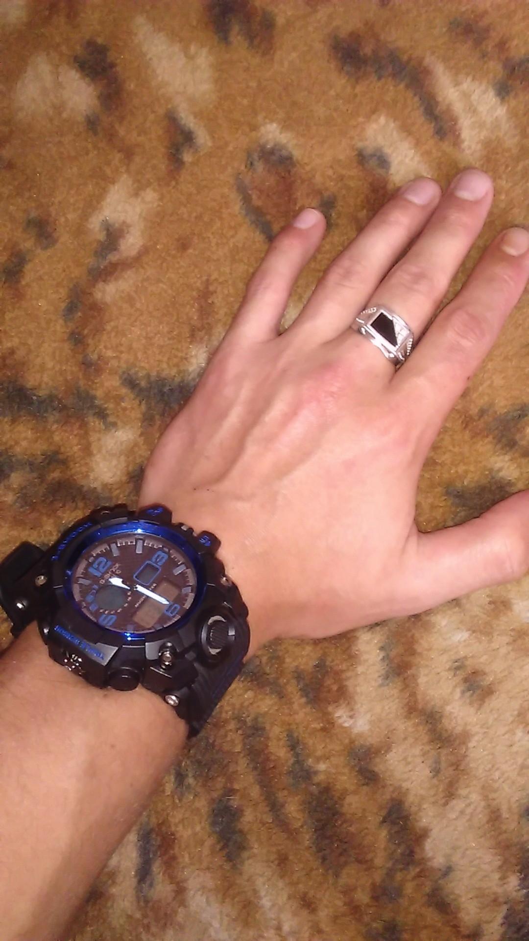 Серебряное кольцо, всем советую