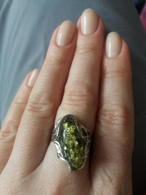 Кольцо лесной феи.