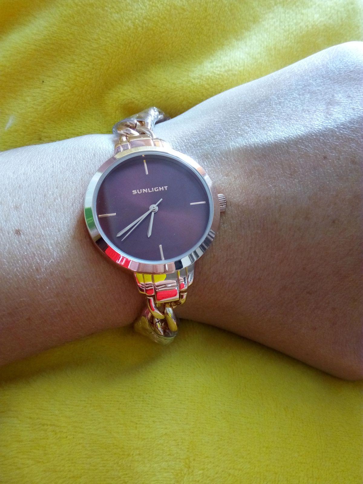 Потрясающе часы!
