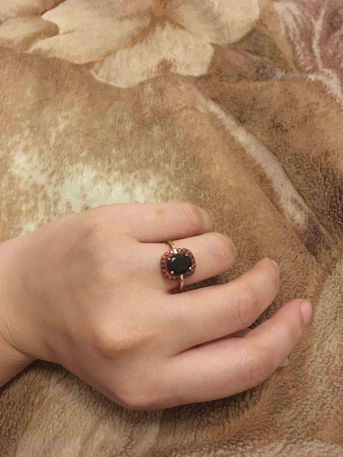 Кольцо от мужа)