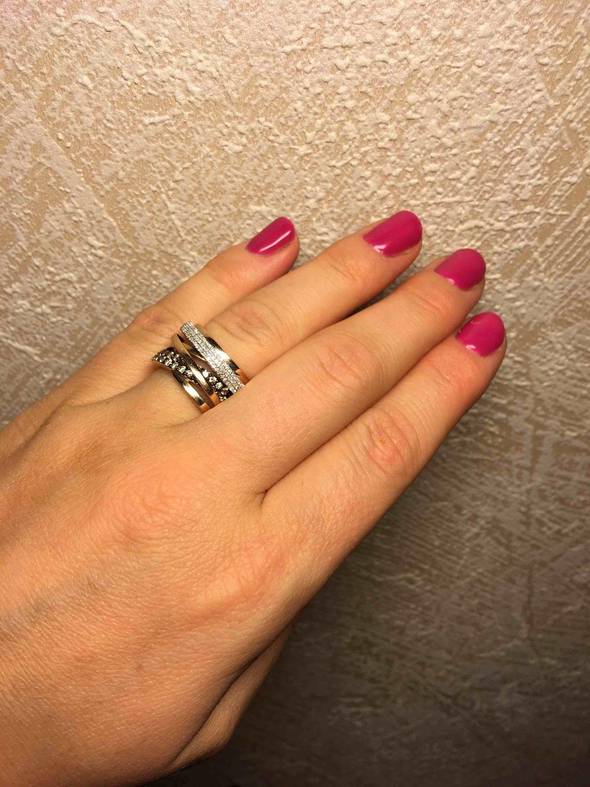 Не кольцо, а мечта!