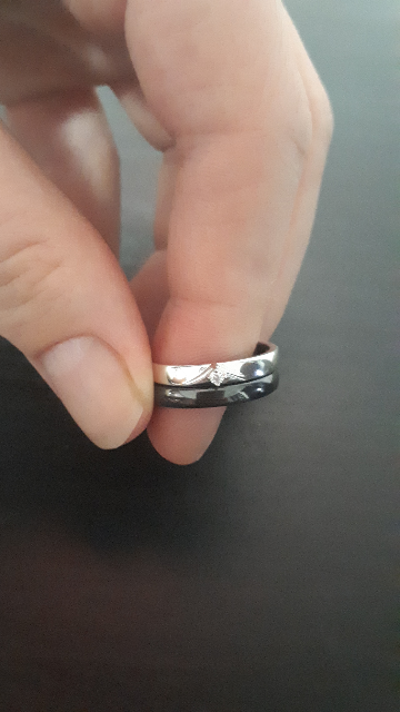 Серьги и кольцо (комплект)