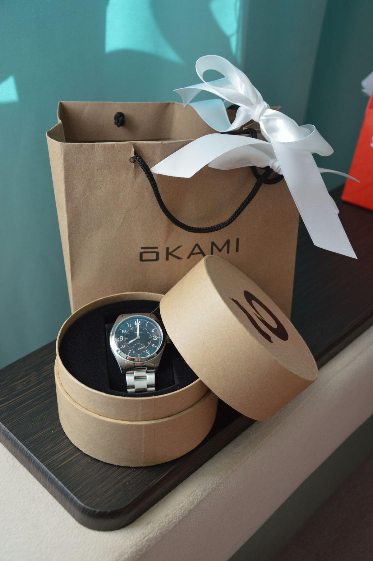 Красивые, удобные часы