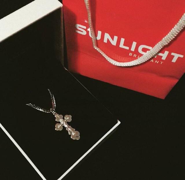 Крест на подарок