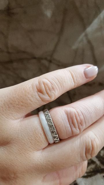 Колечко, колечко, кольцо... ))