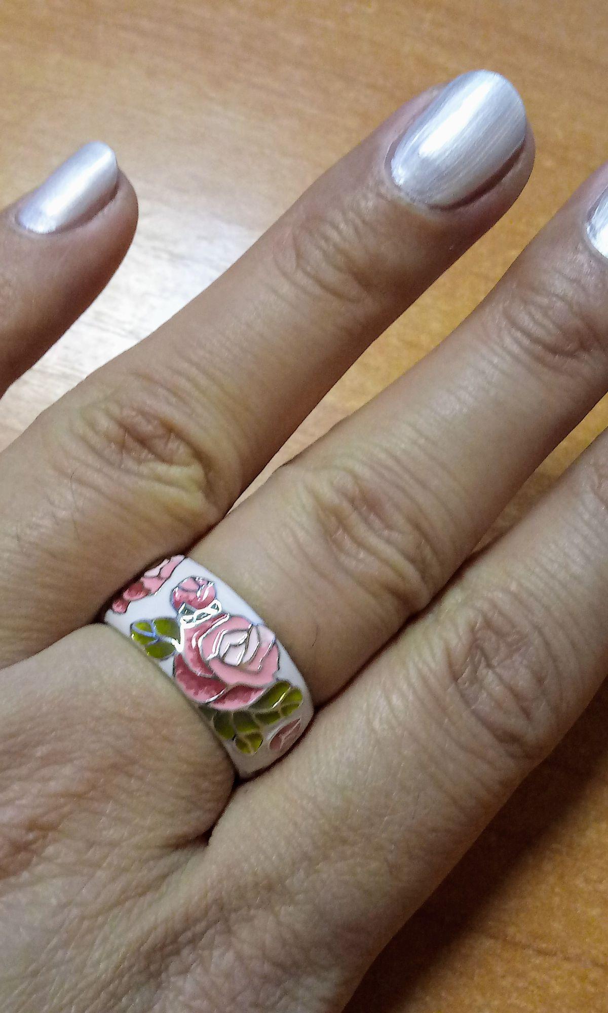 Не кольцо, а мечта)))