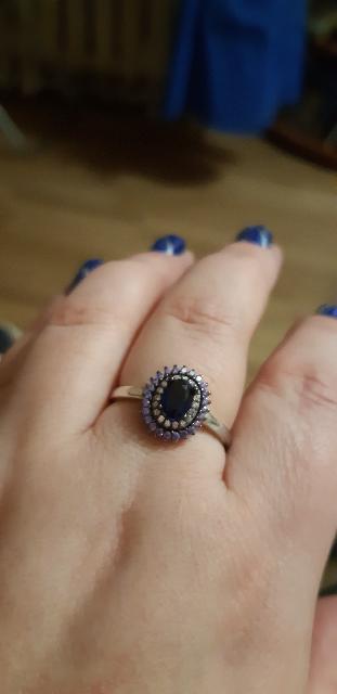 Очень милое кольцо .