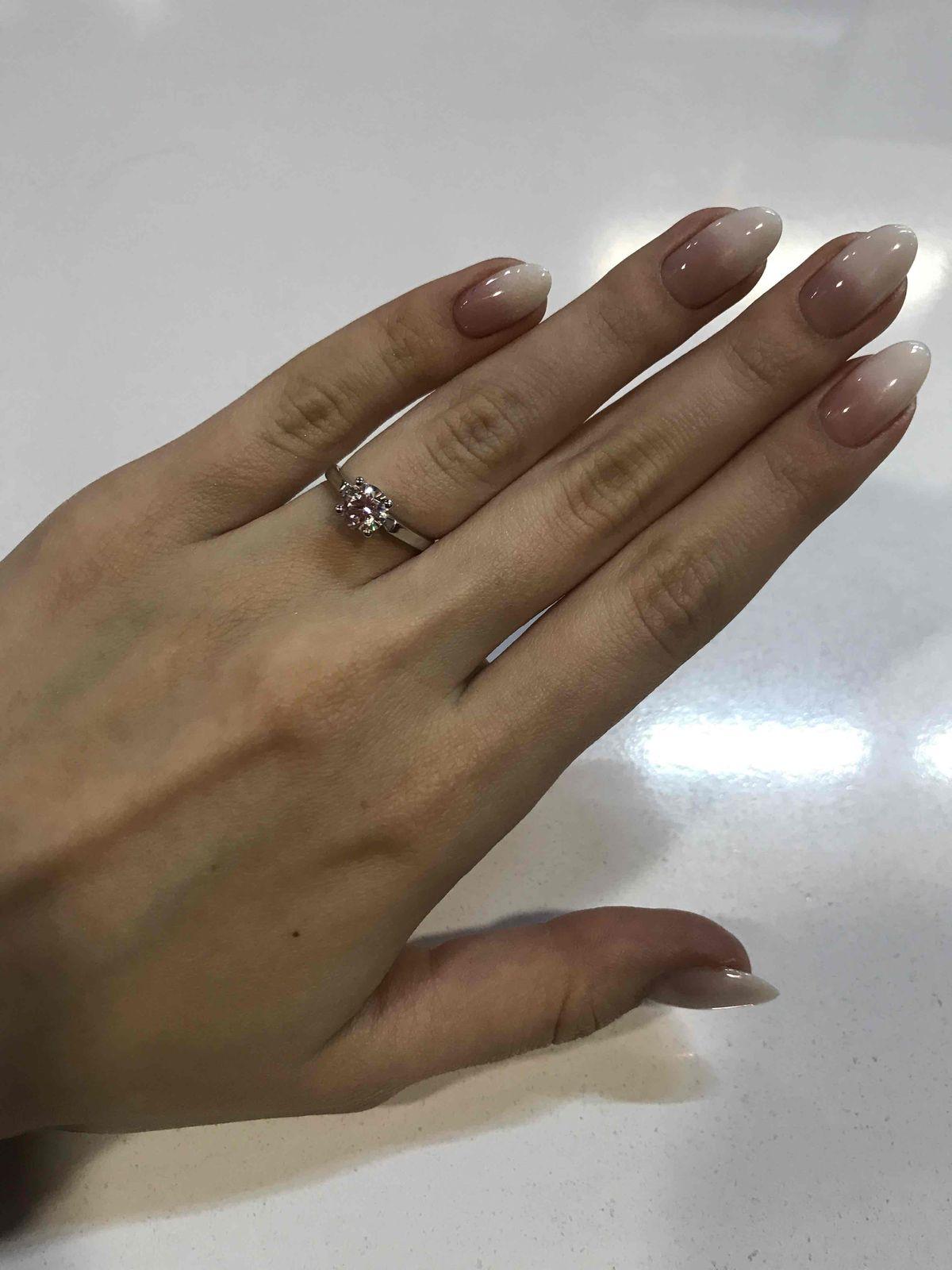 Переливается не хуже бриллианта!