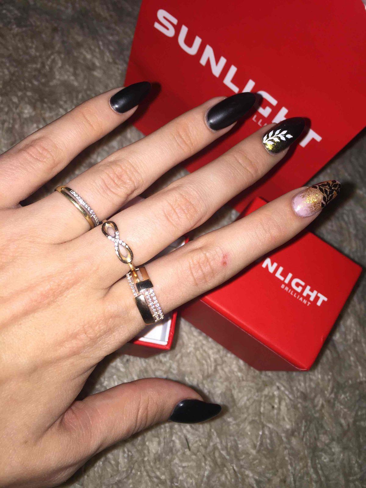 Очень красивое кольцо!Советую!