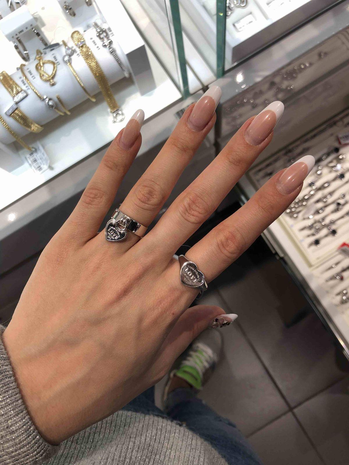 Прикольное кольцо