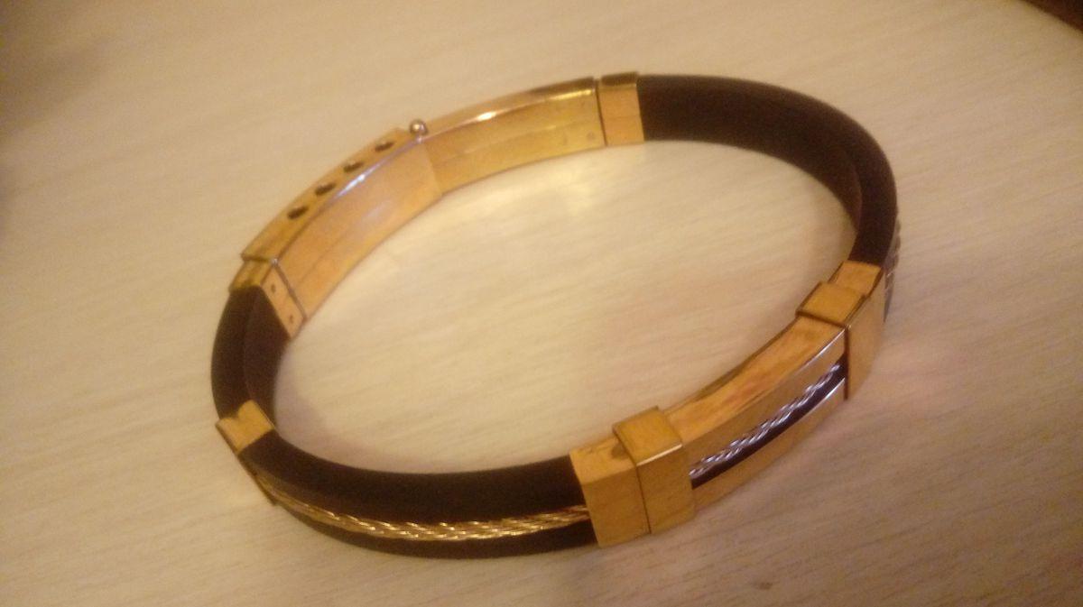 Красивый и стильный мужской браслет
