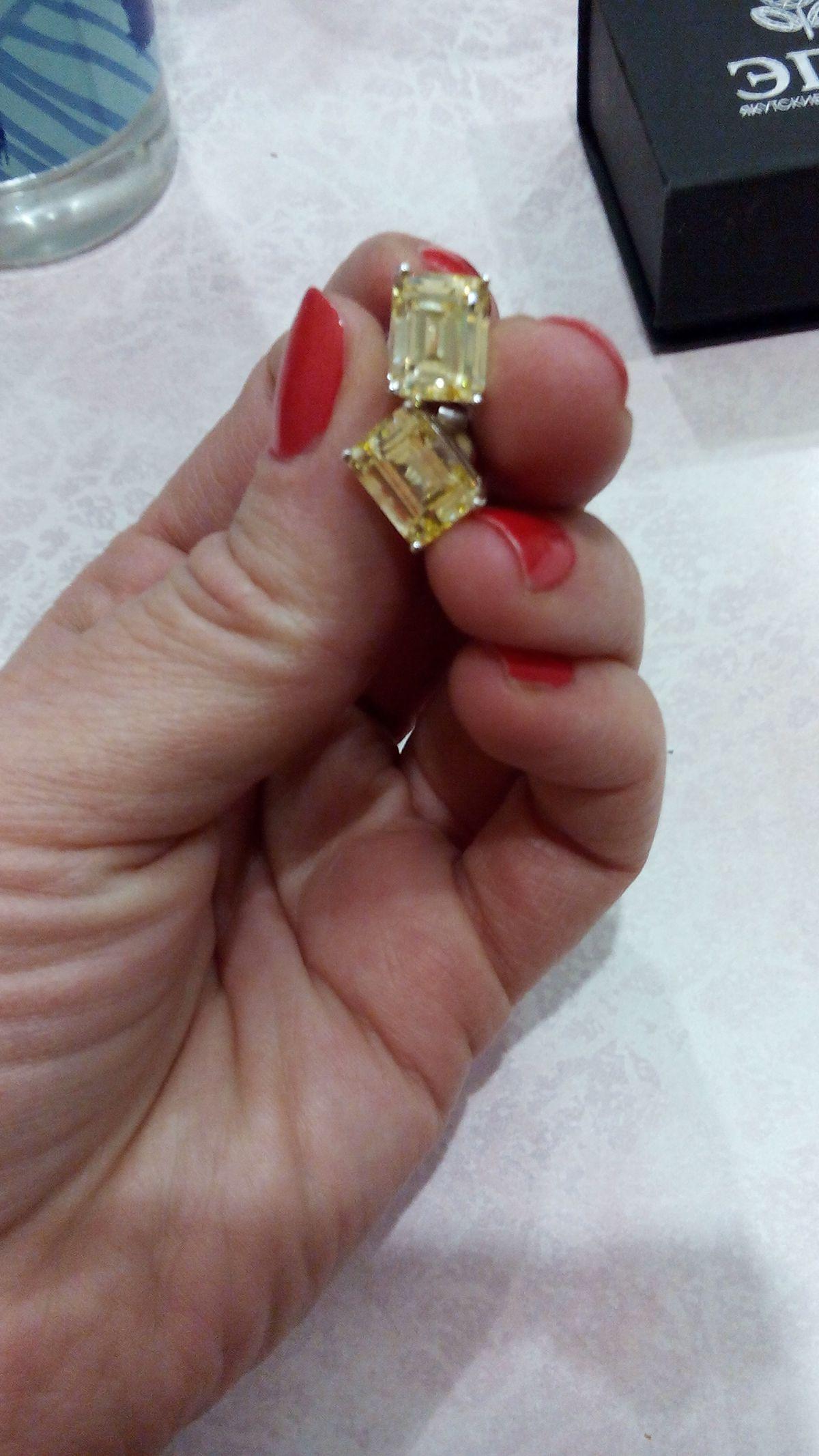 Желтые эффектные кристалы!!!