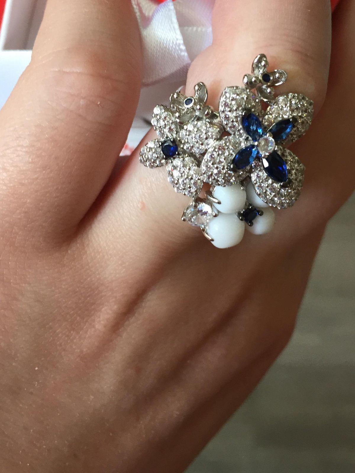 Это кольцо создано для того ,чтобы носить его на море
