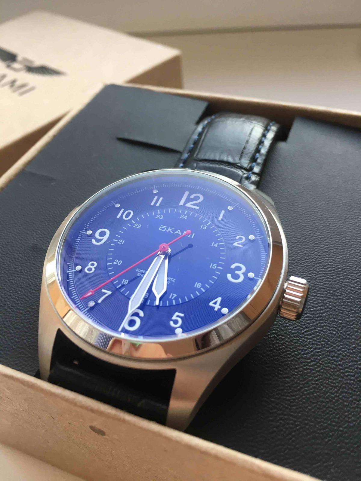 Замечательные часы!