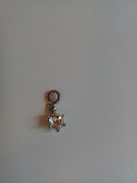 Изящный браслет на руку из серебра