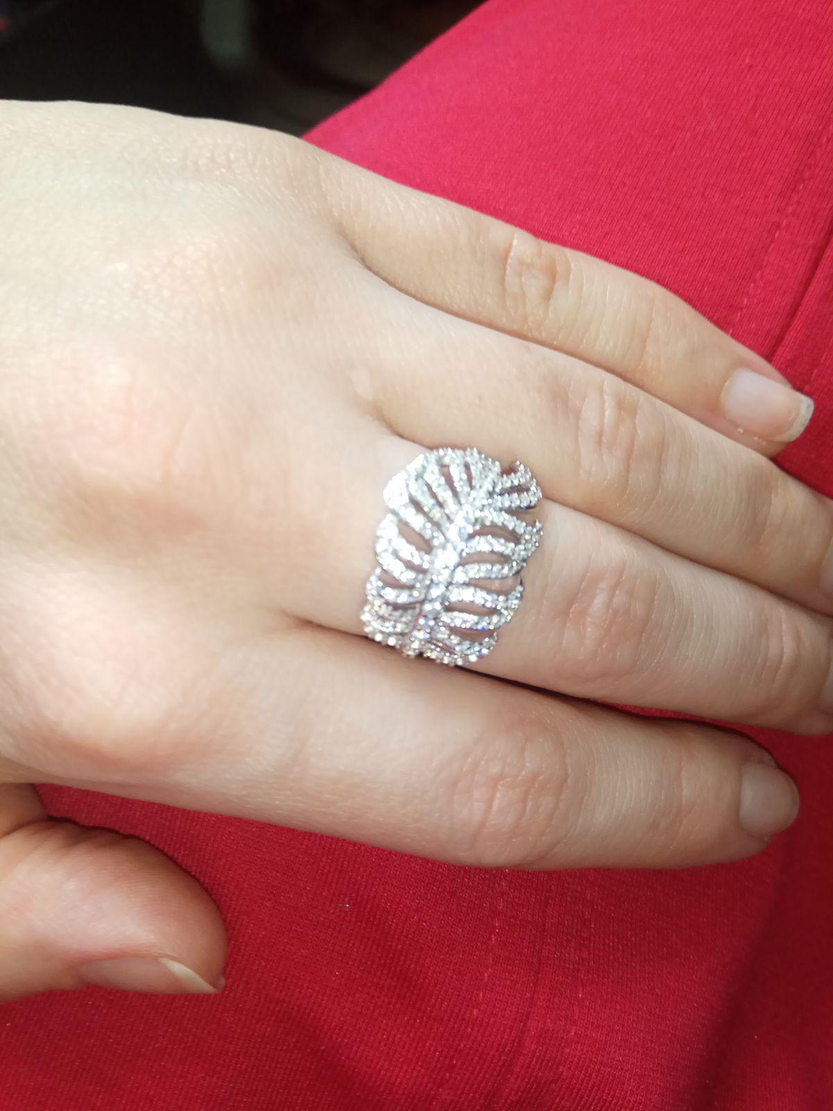 Кольцо просто волшебное.