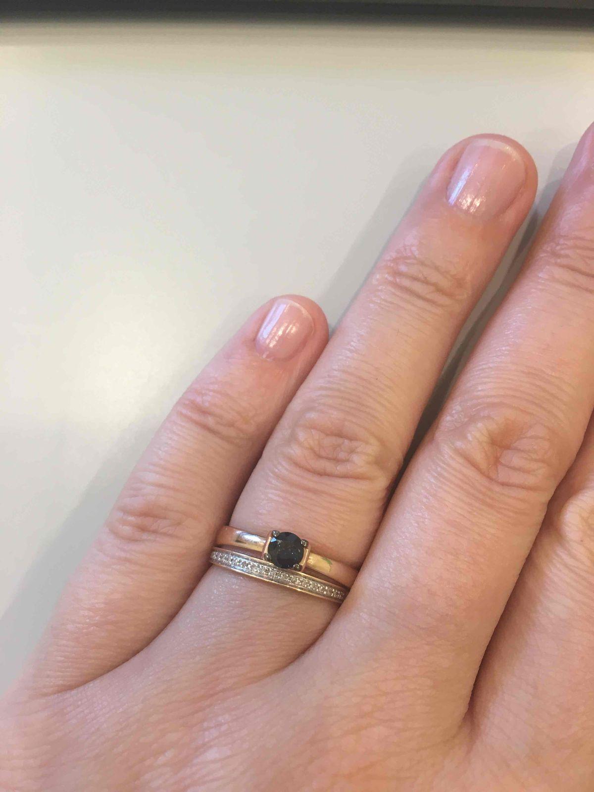Отличное классическое кольцо!