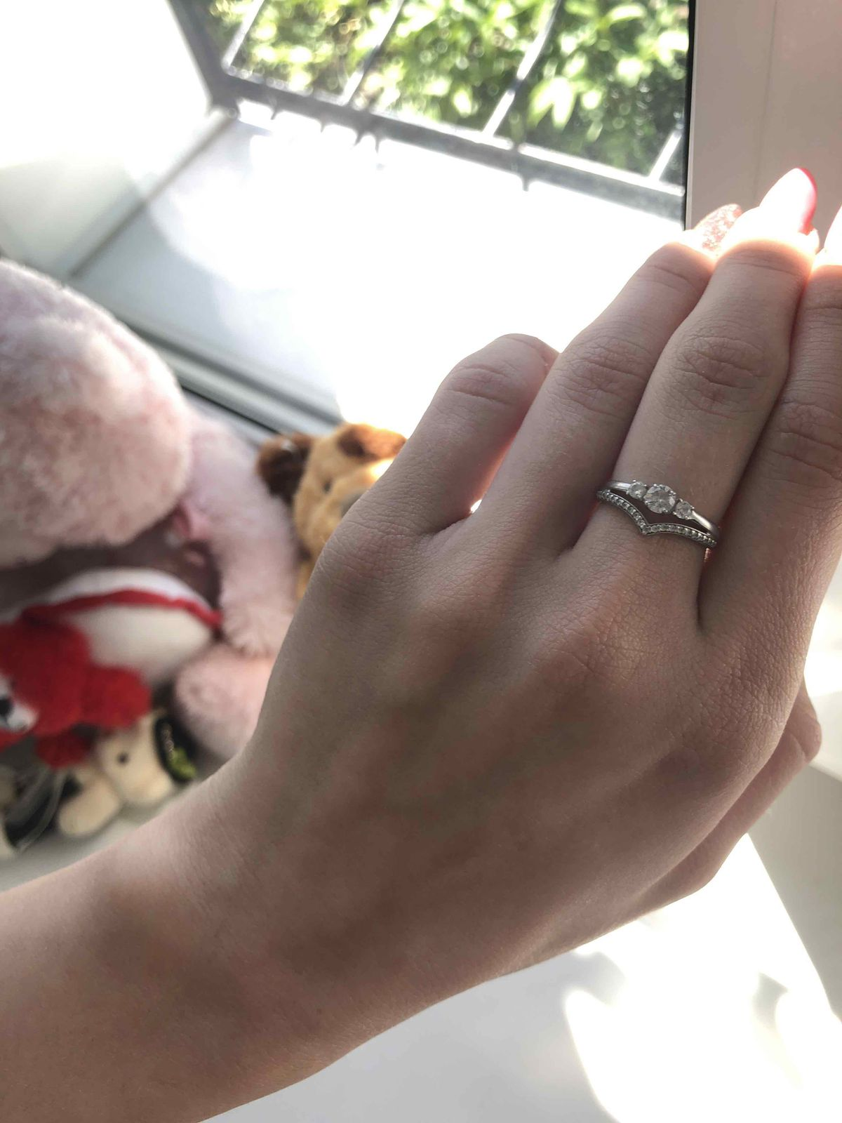 SUNLIGHT спасибо за кольцо