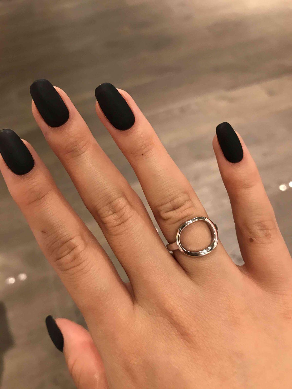 Очень стильное кольцо