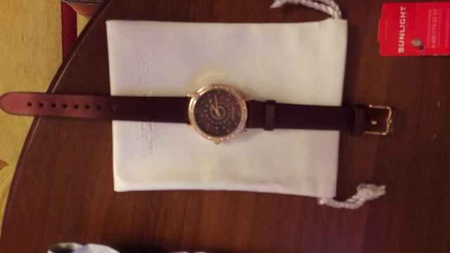 Часы очаровательные