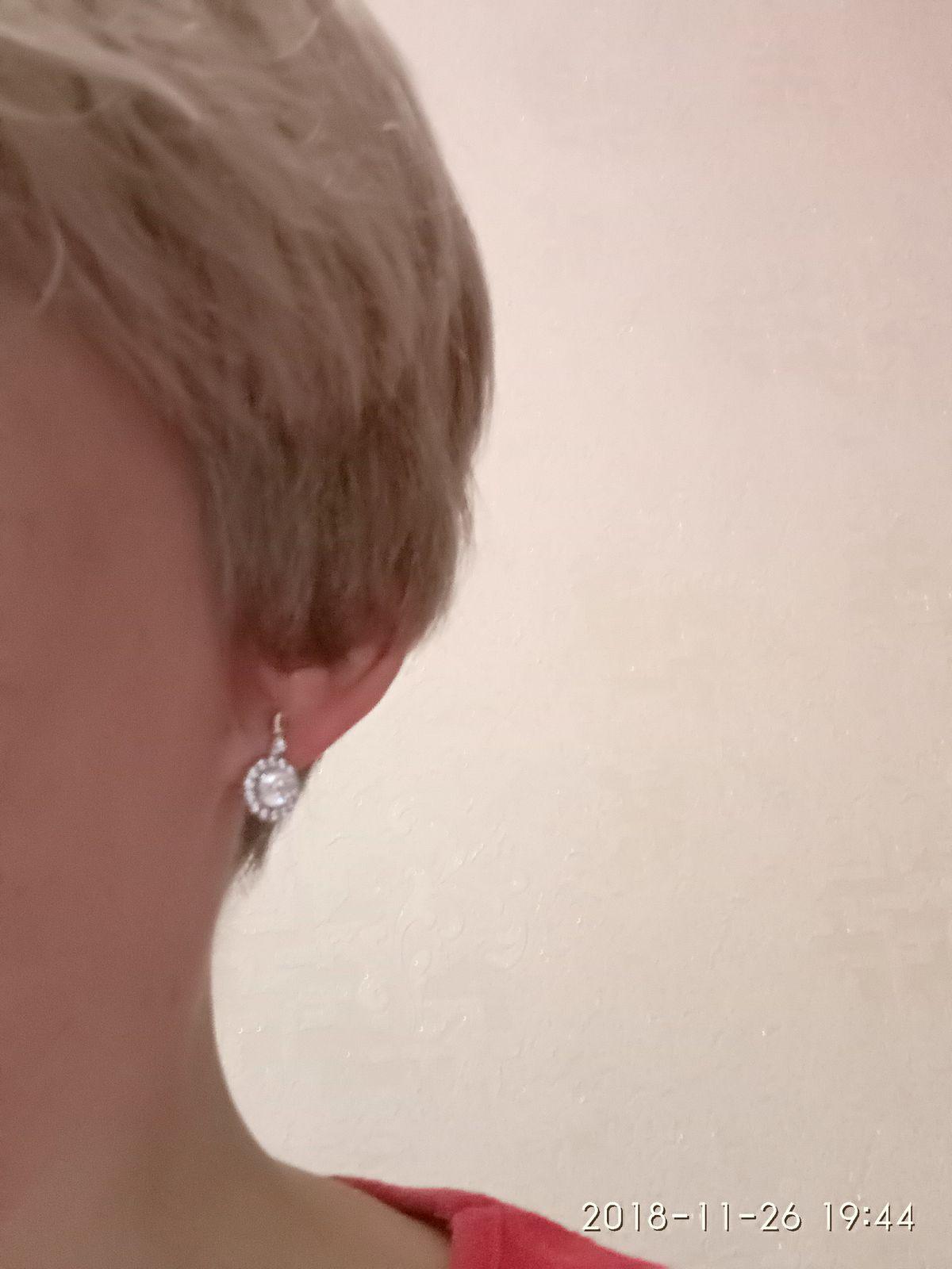 Красота на ушах
