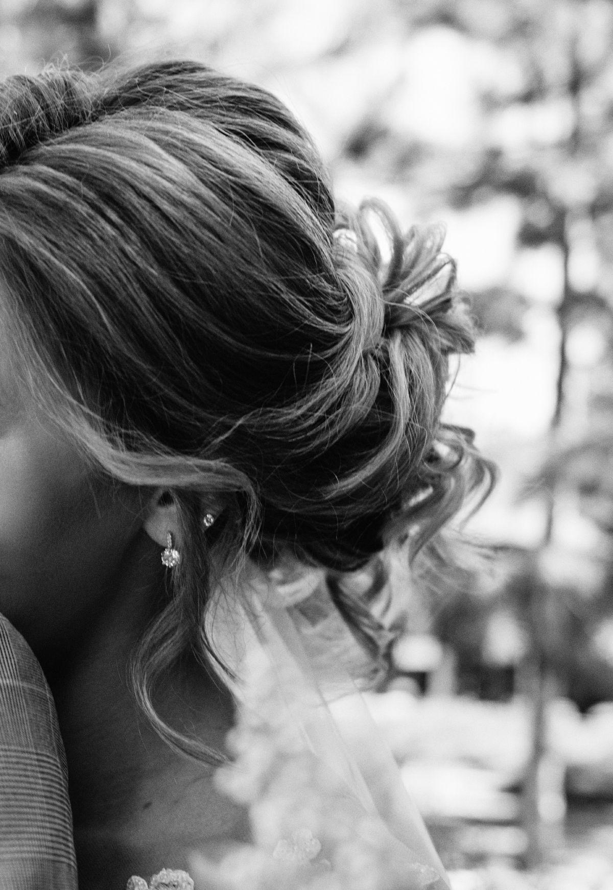 Серьги на свадьбу